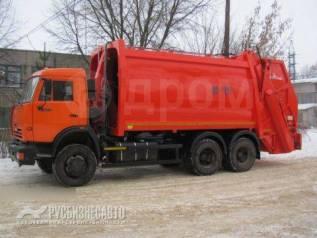 КамАЗ 65115. МК-4442-08 на шасси Камаз 65115-773081-42 Мусоровоз (портал), 6 700куб. см.