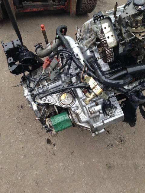 АКПП. Nissan Avenir, W10 Двигатель CD20T