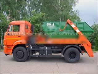 КамАЗ 43255. МК-4412-04 на шасси Камаз-43255-3010-28 Бункеровоз (без бункера)Евро-4