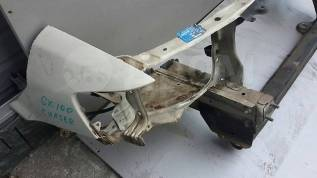 Рамка радиатора. Toyota Chaser, GX100