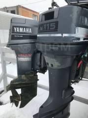 Yamaha. 115,00л.с., 2-тактный, бензиновый, 1993 год год