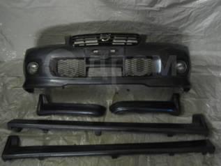 Обвес кузова аэродинамический. Nissan Avenir, PNW11, W11