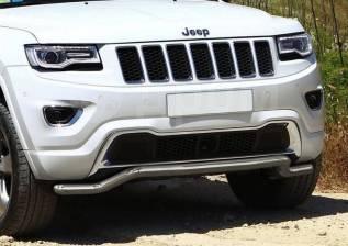 Защита бампера. Jeep Grand Cherokee, WK2 Двигатели: EHD, ERB, ESG, EXF. Под заказ