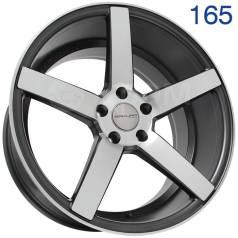 """Sakura Wheels. 10.0x19"""", 5x120.00, ET25, ЦО 74,1мм."""