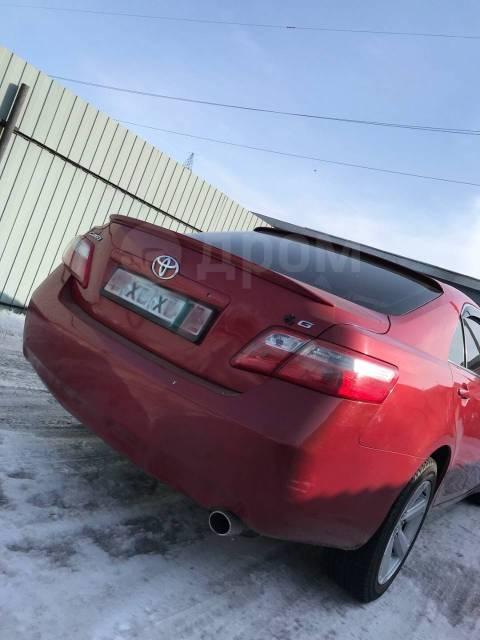 Спойлер на заднее стекло. Toyota Camry, ACV40, ACV41, ACV45