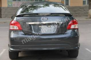 Спойлер. Toyota Yaris, NCP91, NCP93 Toyota Belta Двигатели: 1NZFE, 2SZFE. Под заказ