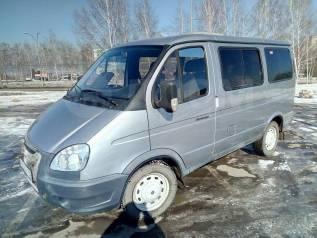 ГАЗ 2217 Баргузин. Продам ГАЗ 2217 (Соболь), 2 889куб. см., 5 мест