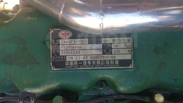 FAW. Продаётся грузовик , 4 700куб. см., 6 000кг.