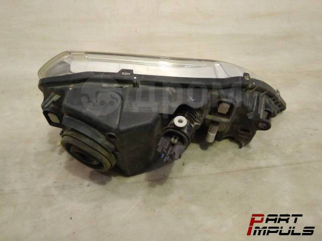Фара. Renault Logan, LS1Y, LS0G/LS12, LS0H Двигатели: D4D, D4F, K4M, K7J, K7M, K9K