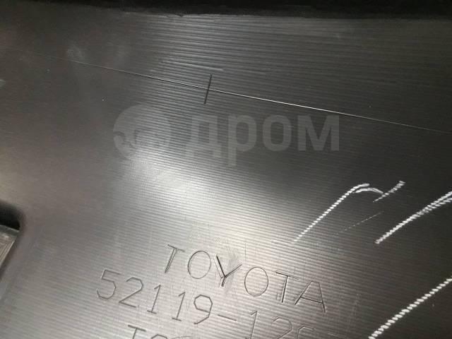 Бампер. Toyota Corolla, NDE150, NRE150, ZRE151, ZRE152 Двигатели: 1NDTV, 1NRFE, 1ZRFE, 2ZRFE