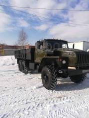 Урал 4320. Продам кап. ремонт, 2 400куб. см., 20 000кг.