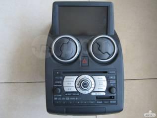 Магнитола. Nissan Dualis, J10, KJ10, KNJ10, NJ10 Двигатель MR20DE