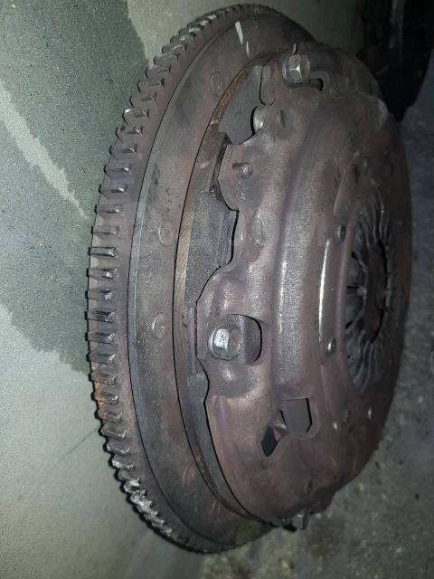 Маховик. Subaru
