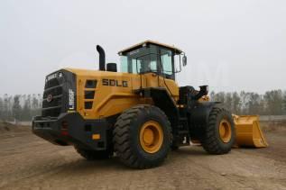 SDLG LG956L. Погрузчик фронтальный SDLG L956FH, Volvo, 5 500кг., Дизельный, 3,20куб. м.