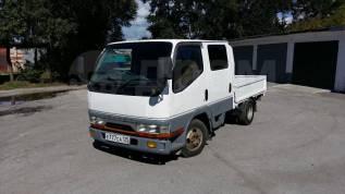 Mitsubishi Canter. , 2 800куб. см., 1 500кг.
