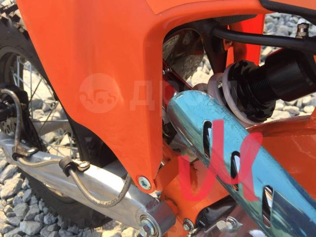 KTM 125 SX. 125куб. см., исправен, птс, без пробега