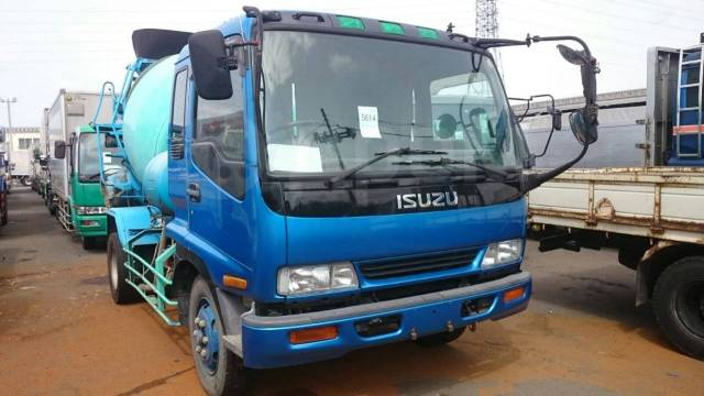 Isuzu Forward. Миксер , 3 000,00 куб. м. Под заказ