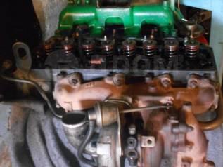 Двигатель в сборе.