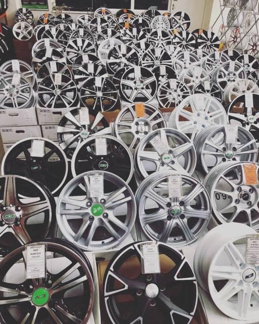 Пожалуй, самый большой выбор дисков в городе!