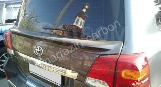 Спойлер на заднее стекло. Toyota Land Cruiser, URJ202, URJ202W. Под заказ