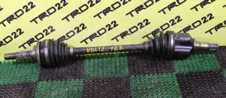 Привод, полуось. Pontiac Vibe, ZZT132 Toyota Matrix, ZZE132, ZZE130 Toyota Voltz, ZZE136 Toyota Corolla, ZZE132 Двигатель 1ZZFE