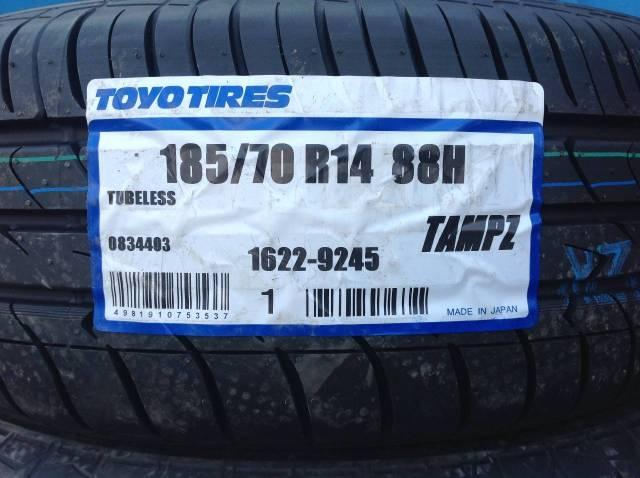 Toyo Tranpath mpZ. Летние, 2018 год, без износа, 4 шт