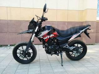 Motoland Seven 250. 250куб. см., исправен, птс, без пробега