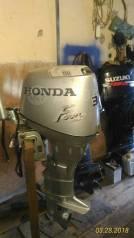 Honda. 30,00л.с., 4-тактный, бензиновый, нога L (508 мм), 2000 год год
