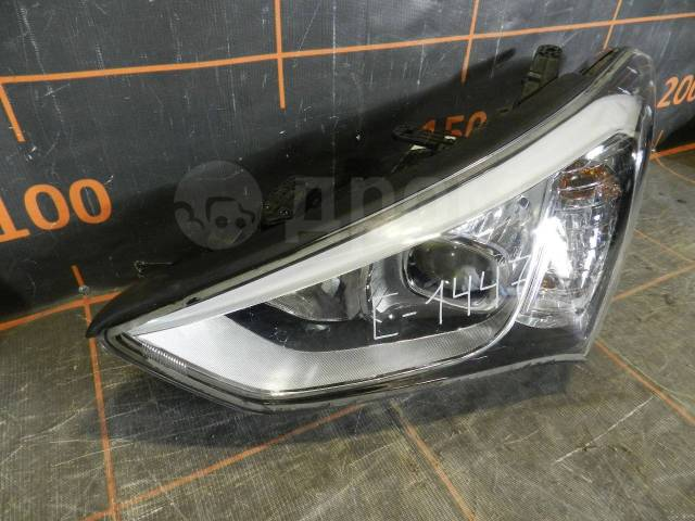 Фара. Hyundai Santa Fe, DM Двигатели: D4HA, D4HB, G4KE, G4KH. Под заказ