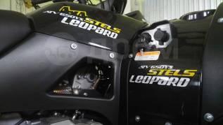 Stels ATV 650YS Leopard. исправен, есть птс, с пробегом