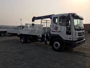 Daewoo Novus. 7 тонн с КМУ DongYang 814 - 2018 ГОД!, 5 890куб. см., 7 000кг.