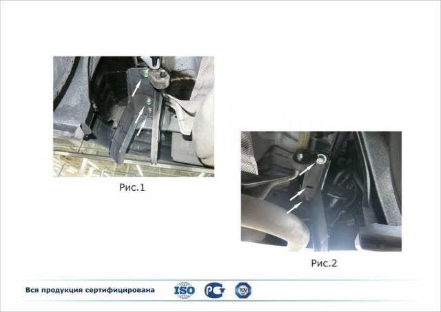 Защита бампера. Nissan X-Trail, HNT32, HT32, NT32, T32 Двигатели: MR20DD, QR25DE, R9M. Под заказ