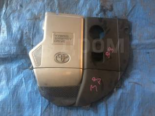 Защита двигателя пластиковая. Toyota Harrier Hybrid, MHU38W
