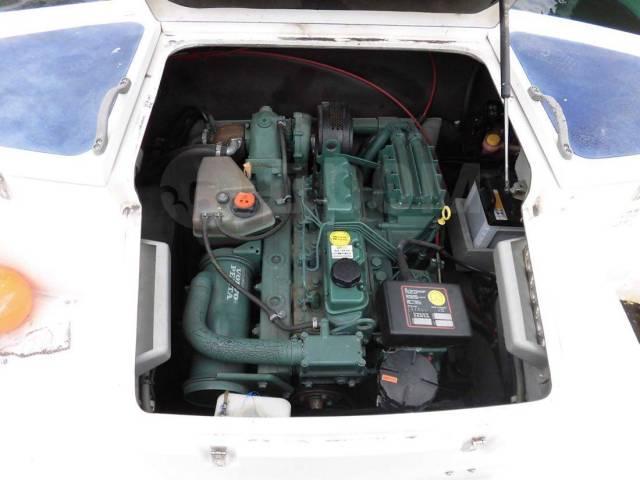Yamaha FC-24. 1998 год год, длина 7,32м., двигатель стационарный, дизель. Под заказ