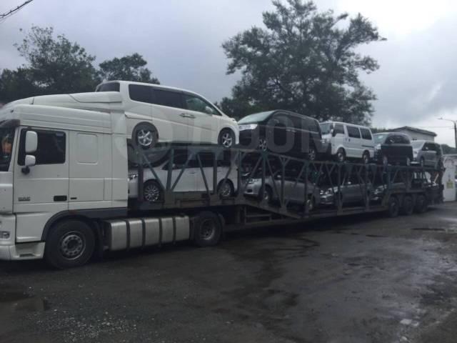 Отправка автомобилей, катеров по России. Автовозы во все регионы