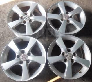 """Mazda. 6.5x16"""", 5x114.30, ET42, ЦО 60,5мм."""