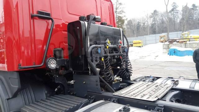 Установка гидравлики на грузовые автомобили и самосвалы ...