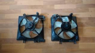 Вентилятор охлаждения радиатора. Subaru Legacy, BP5, BL, BPE, BP9, BL9, BLE, BL5 Двигатели: EJ20, EJ253, EZ30, EZ30D, EZ30F, EJ202, EJ25, EJ204