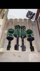 Пружина подвески. Subaru Forester, SF5, SF9, SF6 Двигатели: EJ202, EJ20, EJ25, EJ205, EJ251, EJ253, EJ25D, EJ20J