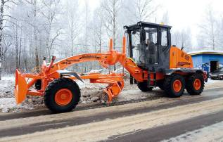 Продаётся автогрейдер среднего класса DM-14.1 в Иркутске. Под заказ