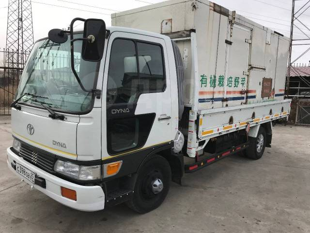 Toyota Dyna. Продается грузовик Toyota DYNA, 5 300куб. см., 4 000кг.