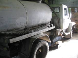 ГАЗ 3307. Продается машина для откачки канализации, 4 250куб. см.