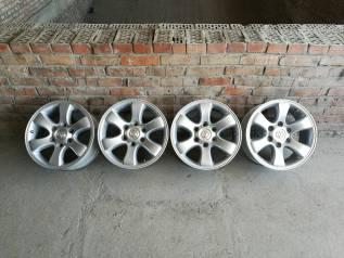 """Toyota. x17"""", 6x139.70"""