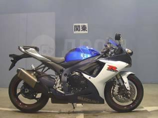 Suzuki GSX-R 750. 750куб. см., исправен, птс, без пробега