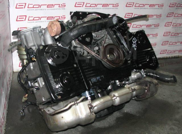 Двигатель в сборе. Subaru Legacy, BP5