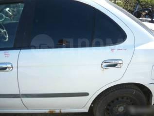 Дверь багажника. Nissan Sunny, B15, FB15, FNB15, JB15, QB15, SB15 Двигатели: QG13DE, QG15DE, QG18DD, SR16VE, YD22DD