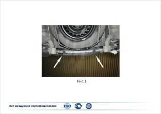Защита бампера. Chevrolet Captiva, C140 Двигатели: A24XE, A30XH, A22DMH, LE5, LF1, Z22D1. Под заказ