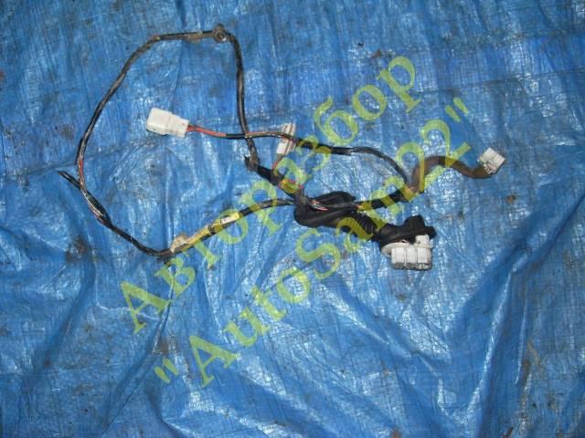 электропроводка mazda familia bj5p
