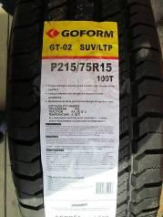 Goform GT02. Летние, 2018 год, без износа, 4 шт