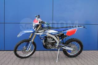 Yamaha WR 250F. 250куб. см., исправен, без птс, без пробега